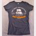 Women's Dark Grey Butterbeer Harry Potter Tshirt