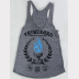 Harry Potter Tank Top. TriWizard Tournament & Goblet of Fire Women's Racerback