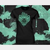 Women's Slytherin Harry Potter Tshirt