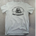 Butterbeer Unisex Harry Potter Tshirt. The Three Broomsticks! Silver Tee