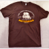 Butterbeer Unisex Harry Potter Tshirt. The Three Broomsticks! Dark Brown Tee