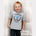 TriWizard Tournament Kid's Harry Potter Shirt Sizes Youth XS-XL in Heather Grey