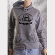 Butterbeer Fitted Hoodie Harry Potter Unisex Sweatshirt. The Three Broomsticks!