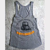Butterbeer Racerback Harry Potter Tank Top. The Three Broomsticks at Hogsmeade!