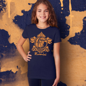 Ravenclaw Harry Potter Kid's Shirt Sizes Youth XS-XL Ringspun Cotton