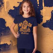 Ravenclaw Harry Potter Kid's Shirt Sizes Youth XS-XL Ringspun Cotton