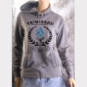 TriWizard Tournament Fitted Hoodie Harry Potter Unisex Sweatshirt The Blue Flame