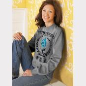 Triwizard Tournament Sweater Harry Potter Sweatshirt Heather Grey Unisex Crewnec