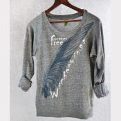 Buckbeak aka Witherwings Slouchy Pullover Long Sleeve Harry Potter Shirt